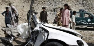 11 of a family killed in bomb blast in Nangarhar