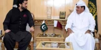 Pakistan keen to strengthen ties with Qatar: Shehryar