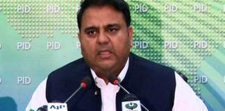 Federal Minister receives Rs3,45,000 salary per month: Fawad Chaudhry