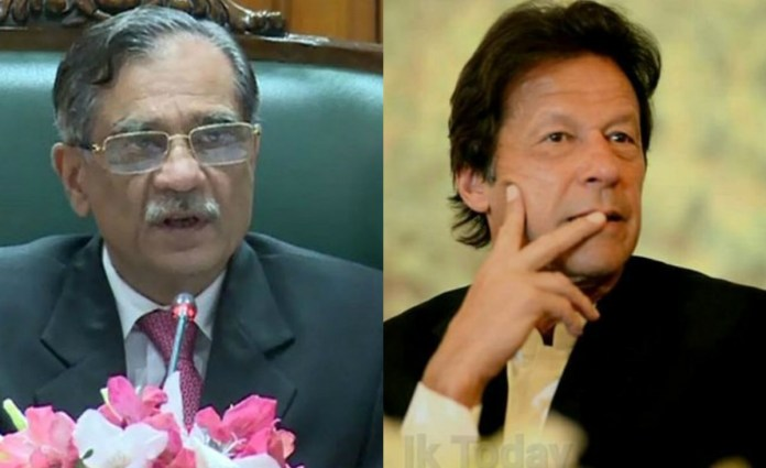 CJP orders PM to set example by paying fine for regularization of Bani Gala