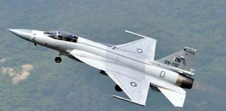 ECC okays sale of three JF-17 to Nigeria for $184.3 Million