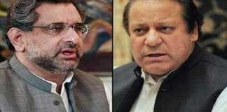 LHC adjourns high treason case against Nawaz, Abbasi till Nov 12