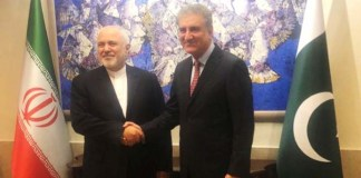 Pakistan, Iran Foreign Ministers discuss bilateral cooperation