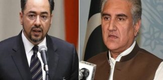 FM Qureshi phones Afghan counterpart, condoles deaths in Kandahar shooting