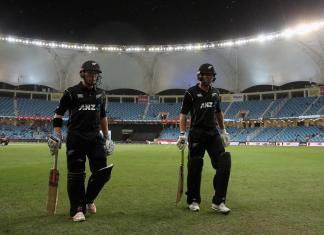 Pakistan, New Zealand share series as last match abandoned due to rain