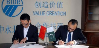 Pakistan, China sign deal for two mega residential projects in Gwadar