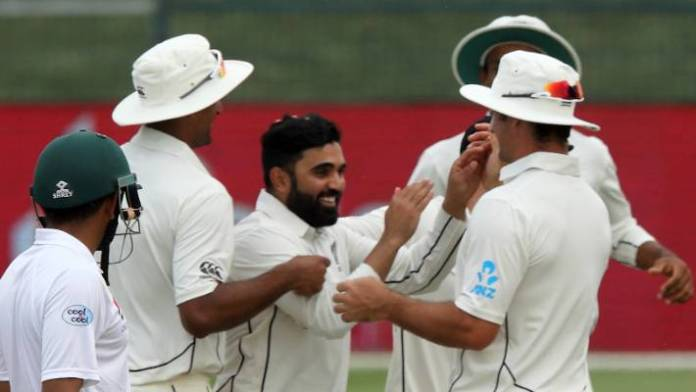 New Zealand defeat Pakistan by 4-run in first Test
