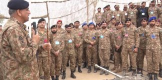 War against terrorism, militancy not over yet: Army Chief