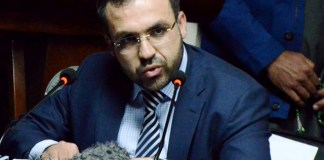 Atif Mashal tipped as new Afghan ambassador to Pakistan