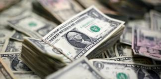 US dollar registers fresh gains against Rupee by 18 paisa