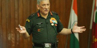 No problem in using drones on either side of LoC: Indian army chief