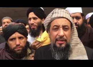 Maulana Samiul Haq's son named acting chief of JUI-S