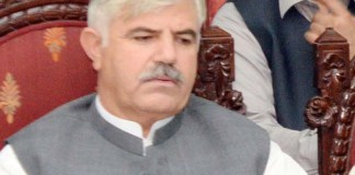 CM Mahmood Khan takes notice of DEO murder in Kohistan