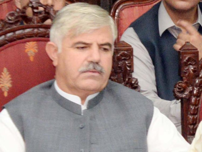 CM Mehmood Khan announces compensation for North Waziristan incident affectees