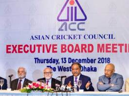 Pakistan to host cricket Asia Cup in 2020