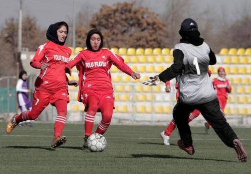 Afghan President orders probe of sex abuse on women's football team