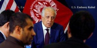 US-Taliban talks focus on Afghan ceasefire