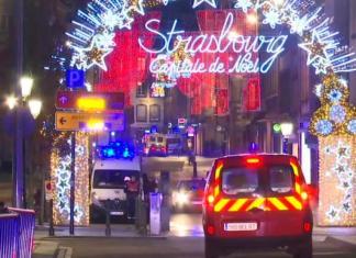 Four killed, nine injured in Strasbourg firing