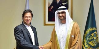 PM Imran phones UAE's Crown Prince