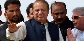 Security beefed up ahead of NAB court verdicts against Nawaz Sharif