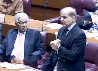 Mohmand Dam contract awarded against PPRA rules: Shehbaz Sharif