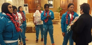West Indies women team arrives in Pakistan for T20 series