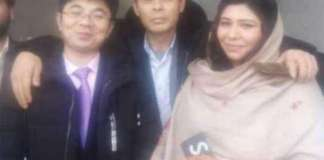 Chinese man marries Peshawar girl, embraces Islam
