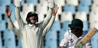 2nd Test: Pakistan 37/2 in second innings, trailing South Africa by 217 runs