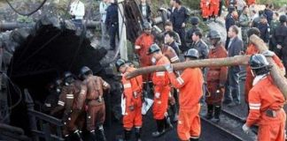 Death toll in China mining accident rises to 21