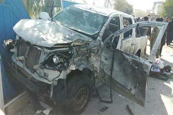 Seven security personnel in bomb blast in Pishin