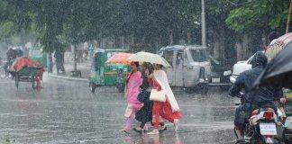 Heavy monsoon rain lashes parts of country
