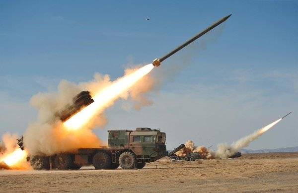 Pak army inducts locally developed rocket in artillery corps