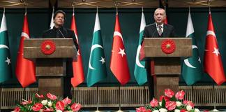PM Imran vows to take relationship with Turkey to higher level