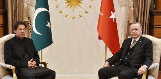 PM Imran, Turkish President discuss bilateral relations