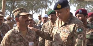 Pak Army ready to defend motherland: COAS