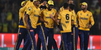 Pollard guides Peshawar Zalmi to victory against Multan Sultans