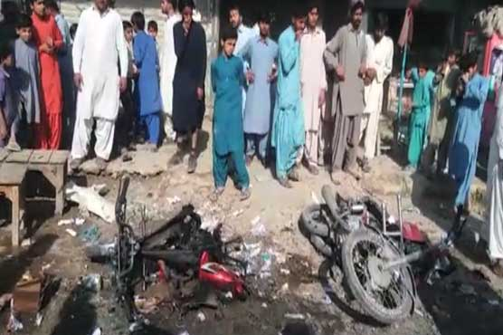 One killed, several injured in IED blast in Dera Murad Jamali