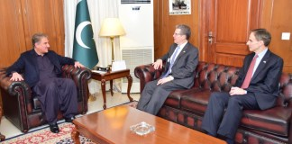 Constitution of Pakistan protects rights of all minorities: FM Qureshi