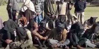 Police arrest 77 'ice' dealers during crackdown in Peshawar