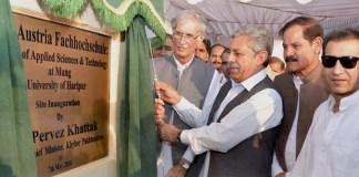 NAB initiates inquiry against Khattak, Mushtaq Ghani over misuse of authority