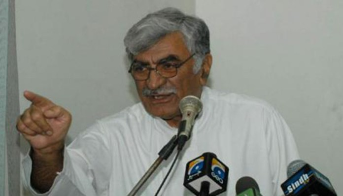 Govt playing politics of revenge under guise of accountability: Asfandyar