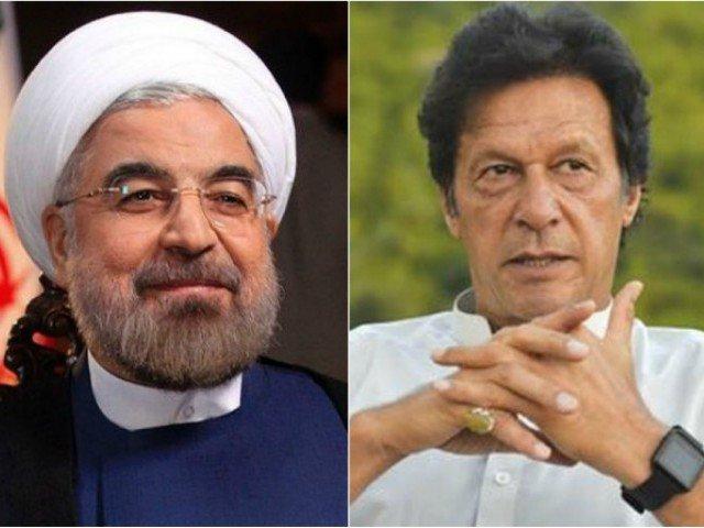 PM Imran Khan lauds Iran's stance of supporting Kashmiris