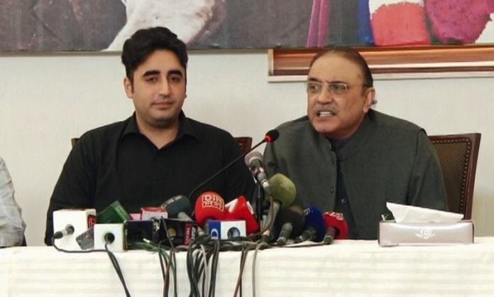 NAB summons Zardari, Bilawal in fake bank accounts case on March 20