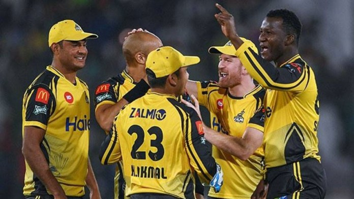 PSL-4: Peshawar Zalmi beat Islamabad United by 48 runs