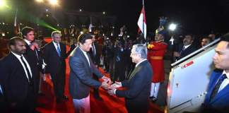 Malaysian PM arrives in Islamabad on three-day official visit