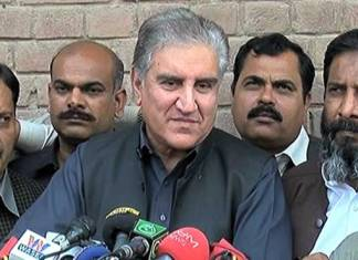 UAE supports Pakistan's stance on Kashmir issue: FM Qureshi