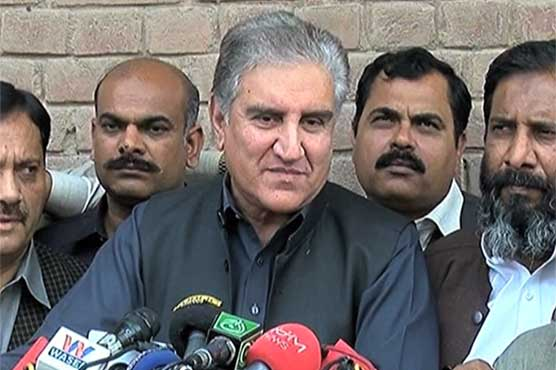 FM Qureshi calls for unity to cope with internal, external challenges