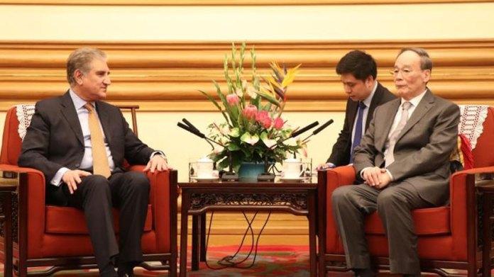Pakistan desires strong economic partnership with China: FM Qureshi