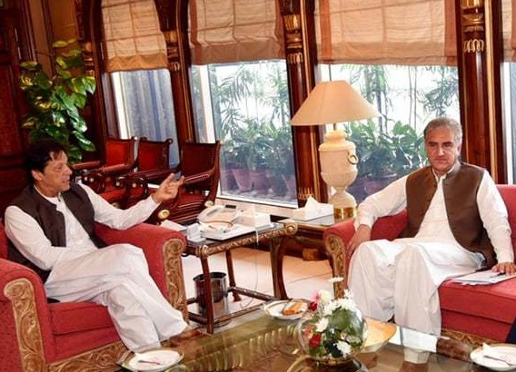 PM Imran directs FM Qureshi to consult opposition parties on NAP