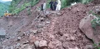 Landslide kills six in Balochistan's Ziarat